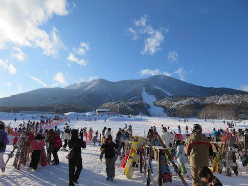 いいづなリゾートスキー場<br />3月18日をもって今シーズンの営業は終了いたしました。<br />皆様ありがとうございました。