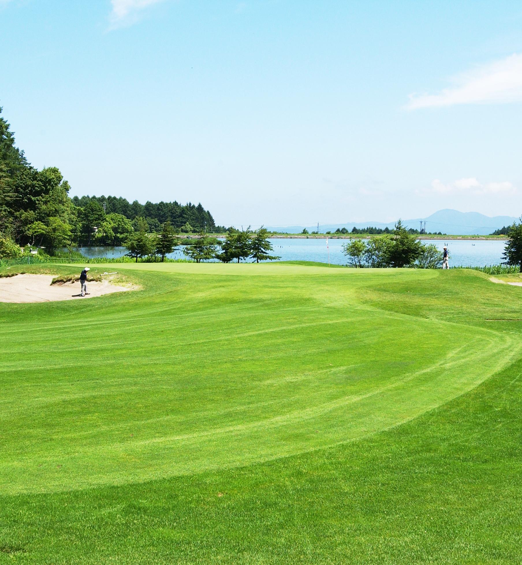 飯綱高原ゴルフコース