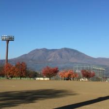 飯縄山 秋1