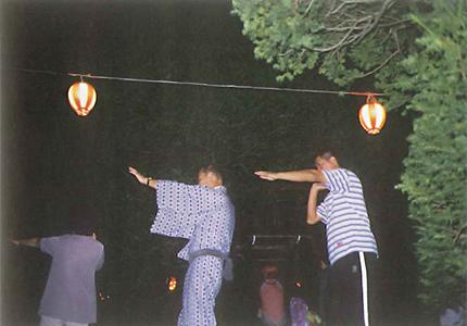 「東黒川の地蔵盆」ひっそりと受け継がれる盆踊り