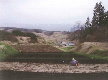 「芋川用水の自然」七里十九町の知恵と恵み